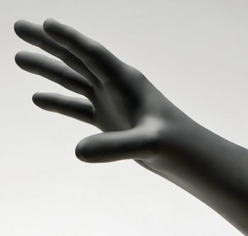 NitriDerm Ultra Black Exam Glove Innovative Healthcare Corporation 187200