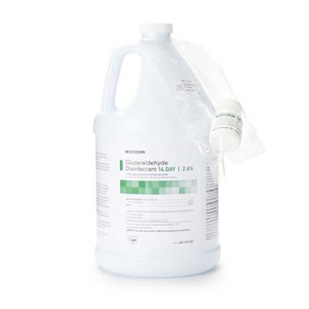 McKesson 14 Day Glutaraldehyde High-Level Disinfectant McKesson Brand 68-101400