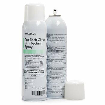 McKesson Pro-Tech Surface Disinfectant Cleaner McKesson Brand 53-28594