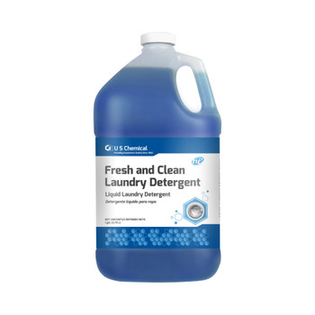 Fresh and Clean Laundry Detergent US Chemical 057609.