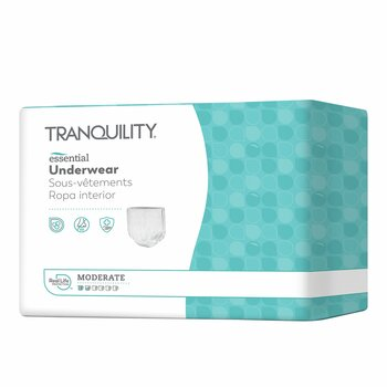 Comfort Care Absorbent Underwear Principle Business Enterprises 2974-100