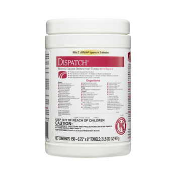 Dispatch with Bleach Surface Disinfectant Cleaner The Clorox Company 69150