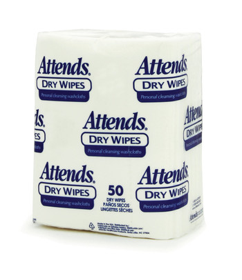 Quickables Washcloth Attends Healthcare Products 2503