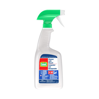 Comet with Bleach Surface Disinfectant Cleaner RJ Schinner Co 02287