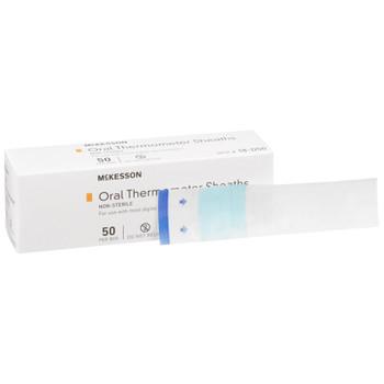 McKesson Oral Thermometer Probe Cover McKesson Brand 18-D50