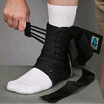 ASO Speed Lacer Ankle Brace Medical Specialties 223612