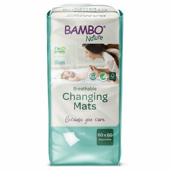 Bambo Nature Changing Pad Abena North America 1000019471