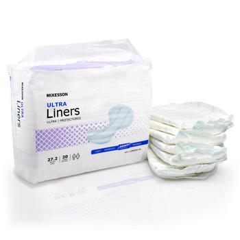 McKesson Ultra Incontinence Liner McKesson Brand LINERHV-34