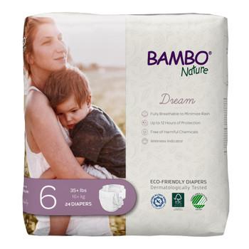 Bambo Nature Diaper Abena North America 1000016928