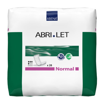 Abena Abri-Let Normal Incontinence Booster Pad Abena North America 300216