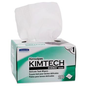 Kimtech Science Kimwipes Delicate Task Wipe Kimberly Clark 34155
