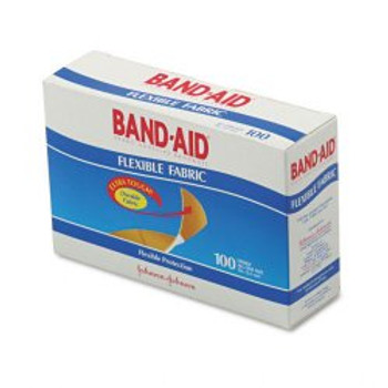 Band-Aid Adhesive Strip Johnson & Johnson Consumer 10381370044441
