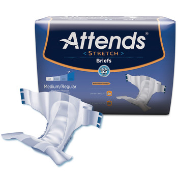 Attends Stretch Incontinence Brief Attends Healthcare Products DDS