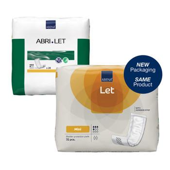 Abena Abri-Let Mini Bladder Control Pad Abena North America 300217