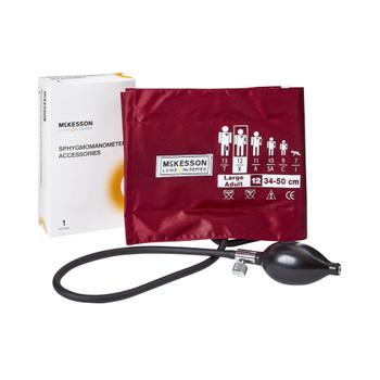 McKesson LUMEON Blood Pressure Cuff and Bulb McKesson Brand