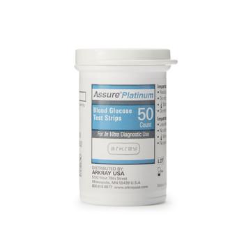 Assure Platinum Blood Glucose Test Strips Arkray USA