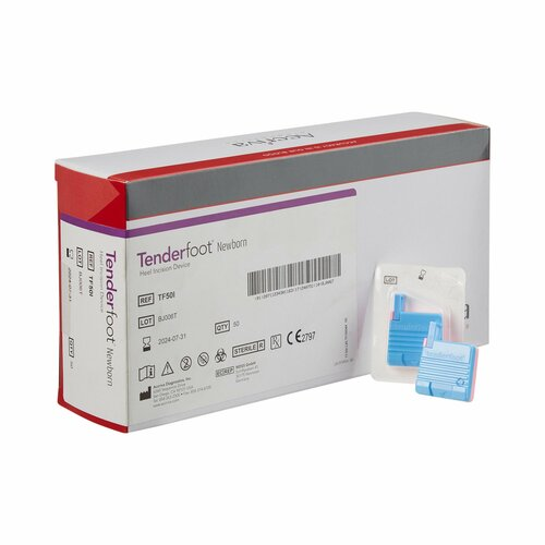 Tenderfoot Pediatric Lancet Werfen USA LLC 000TF50I