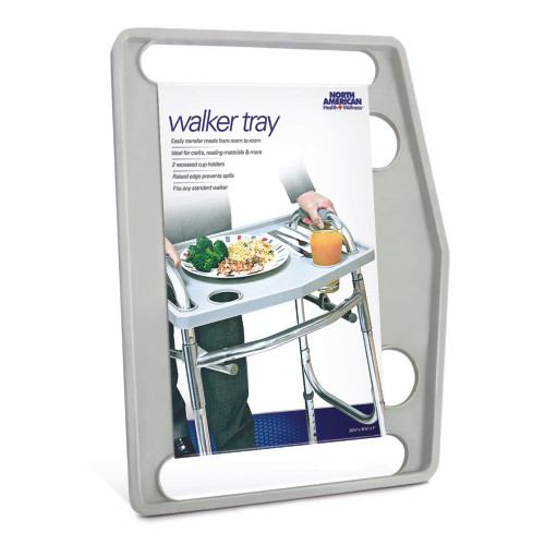 North American Health + Wellness Tray Jobar International JB4790GRA
