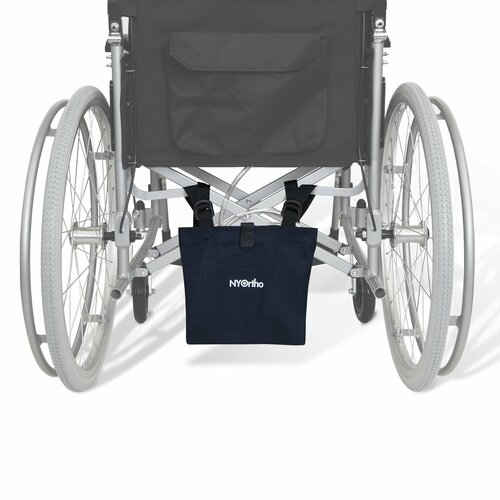 NYOrtho Wheelchair Urinary Drain Bag Holder New York Orthopedic 9549