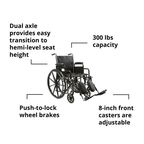 McKesson Wheelchair McKesson Brand