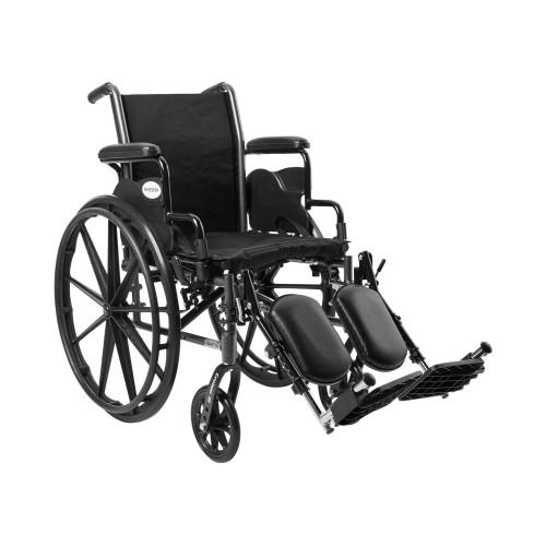 McKesson Lightweight Wheelchair McKesson Brand