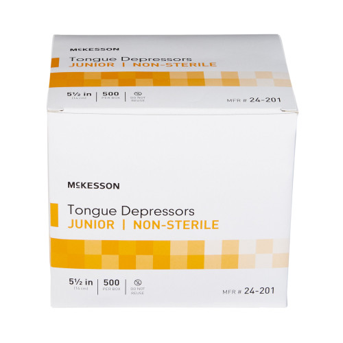 McKesson Tongue Depressor McKesson Brand