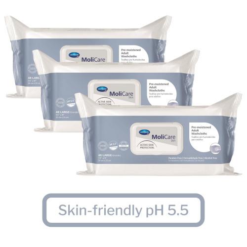 MoliCare Skin Personal Wipe Hartmann 225600
