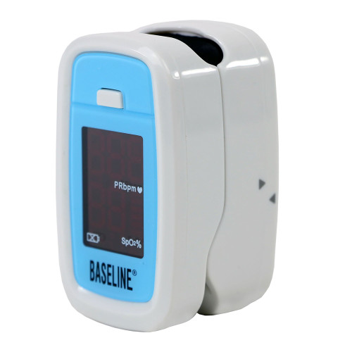 Baseline Fingertip Pulse Oximeter Fabrication Enterprises 12-1926