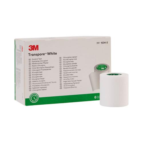 3M Transpore White Medical Tape 3M