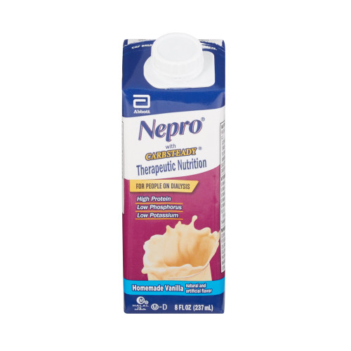 Nepro with Carbsteady Oral Supplement Abbott Nutrition