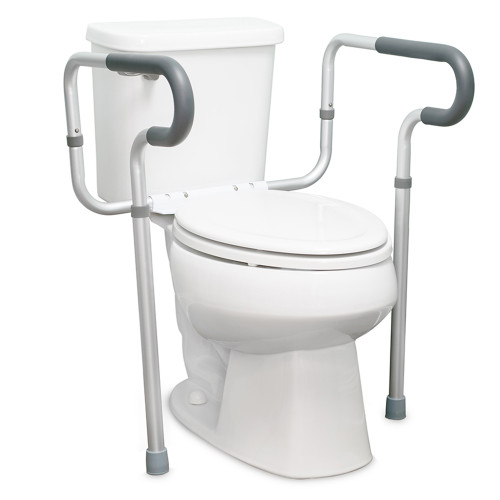 McKesson Toilet Safety Rail McKesson Brand 146-RTL12000