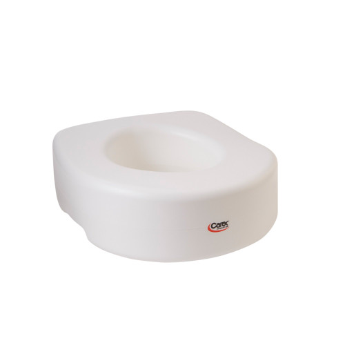 Carex Economy Raised Toilet Seat Apex-Carex Healthcare FGB302C0 0000