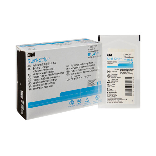 3M Steri-Strip Skin Closure Strip 3M