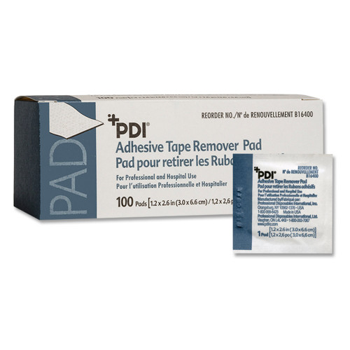 PDI Adhesive Remover Professional Disposables