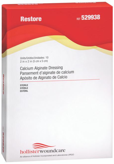 Restore Calcium Alginate Dressing Hollister 529938