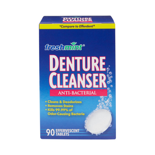 Freshmint Denture Cleaner New World Imports DENT90