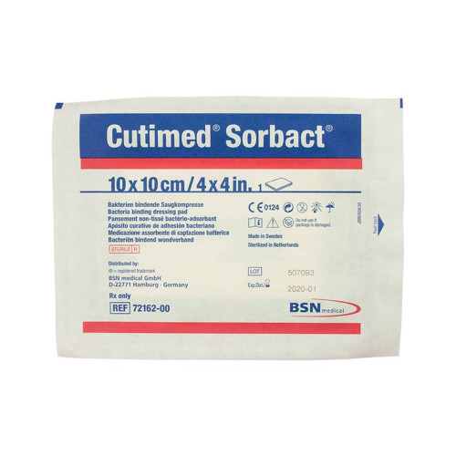 Cutimed Sorbact Antimicrobial Dressing BSN Medical