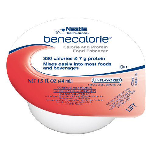 Benecalorie Calorie and Protein Food Enhancer Nestle Healthcare Nutrition 10043900282500