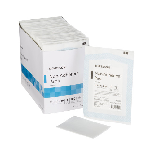 McKesson Non-Adherent Dressing McKesson Brand