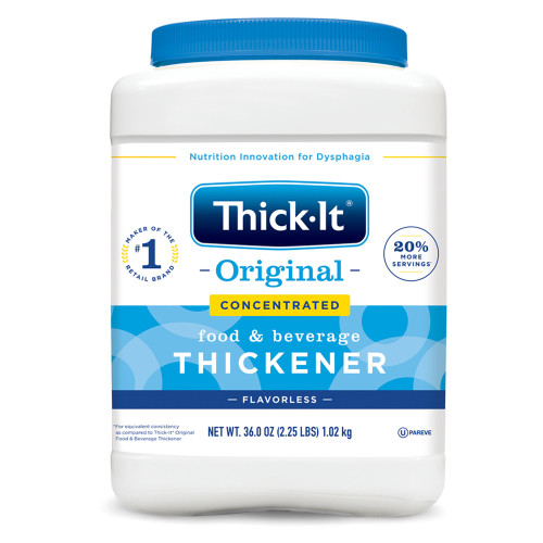 Thick-It Original Concentrated Food and Beverage Thickener Kent Precision Foods