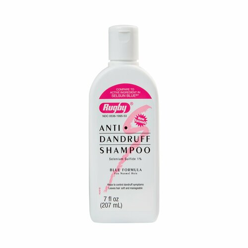 Rugby Dandruff Shampoo Major Pharmaceuticals 00536199553