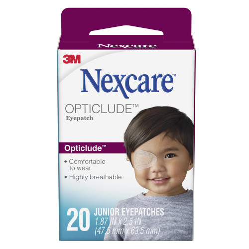 3M Nexcare Opticlude Eye Patch 3M