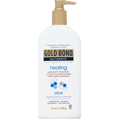 Gold Bond Hand and Body Moisturizer Chattem Inc 04116706651