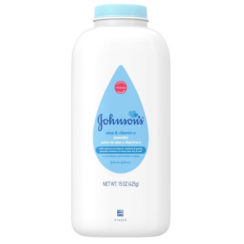 Johnson's Baby Powder J & J Sales 08137003058