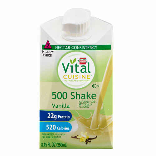 Vital Cuisine 500 Shake Oral Supplement Hormel Food Sales