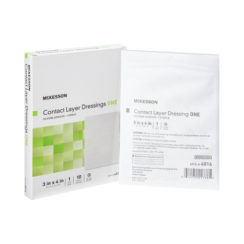 McKesson Wound Contact Layer Dressing McKesson Brand