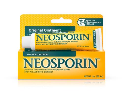Neosporin First Aid Antibiotic Johnson & Johnson Consumer