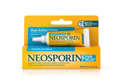 Neosporin First Aid Antibiotic Johnson & Johnson Consumer
