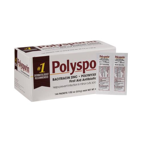 Polysporin First Aid Antibiotic Johnson & Johnson Consumer