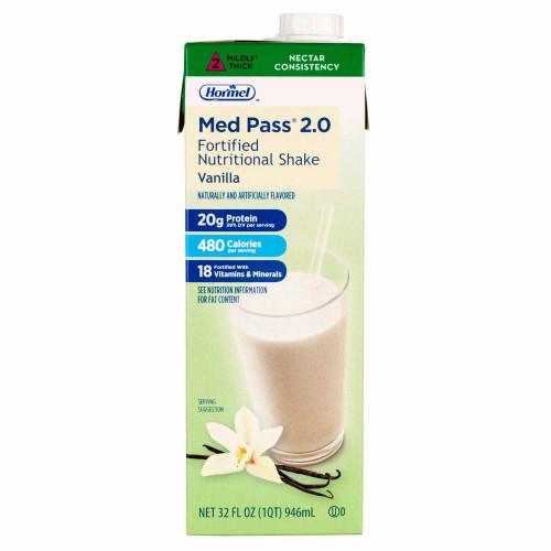Med Pass 2.0 Oral Supplement Hormel Food Sales